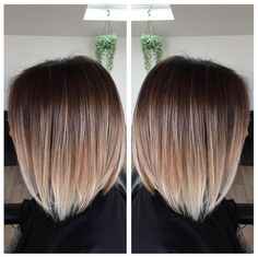 short-ombre-and-balayage-hairstyle-2017-balayage-hair-color-ideas
