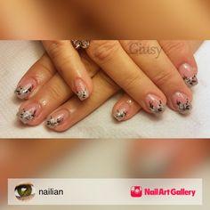Rose2 by nailian via Nail Art Gallery #nailartgallery #nailart #nails #gel