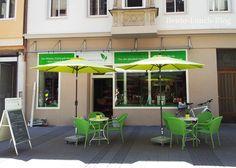 Nürnberg - Matcha to go bei Evas Teeplantage