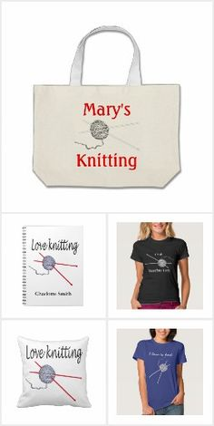 Have fun with knitting.  Accessories for your knitting that have a touch of humour. If you love to knit, then have a bit of a laugh too, with these fun gifts for knitters that have humor too.