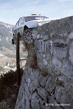Roman Krestas lucky escape in Monte-Carlo 2002 with Octavia WRC Pajero Off Road, Rallye Wrc, Car Crash, Rally Car, Courses, Car Insurance, Hot Cars, Subaru, Nascar