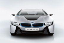 BMW i8 Concept. The most progressive sportscar. - BMW i. Born Electric.
