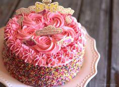 Sprinkle Chiffon Cake all'arancia | Il Laboratorio delle Torte