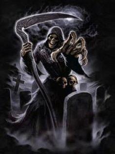 The Grim Reaper by EmbraceManaSama.deviantart.com on @DeviantArt