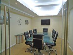 Conference Room LED Lighting System