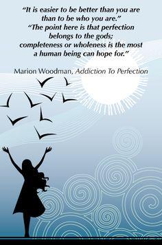Jungian analyst Marion Woodman