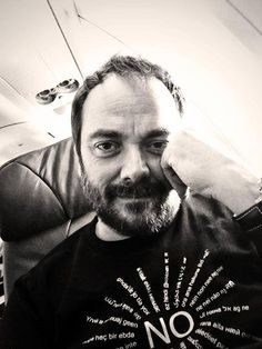 Supernatural - Mark Sheppard as Crowley