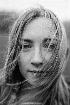 Saoirse Ronan from The Lovely Bones