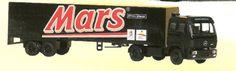 Mars truck