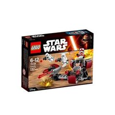 Lego Star Wars Galactic Empire Battle Pack Launch an Imperial attack from the battle station! Take the fight to the rebels with the Galactic Empire Battl Stormtroopers, Lego Stormtrooper, Starwars Lego, Lego Star Wars, Star Wars Toys, Star Wars Collection, Legos, Jouet Star Wars, Empire