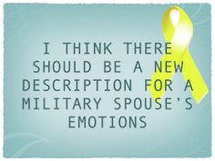 im feeling like a military spouse today (blog by a sailor's wife)
