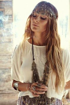 boho-chic inspo right here^^