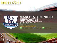 Newcastle, Manchester United, Premier League, The Unit, Man United