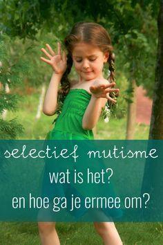 kinderen met selectief mutisme hebben last van spreekangst. Selectief mutisme wordt meestal voor het eerst opgemerkt tussen het derde en vijfde levensjaar