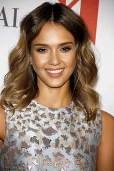 Gorgeous Jessica Alba at the 85th Helping Hand of Los Angeles Mother's Day Luncheon.