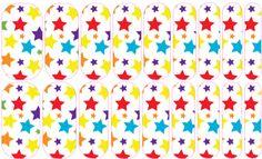 Rainbow Stars | Jamberry