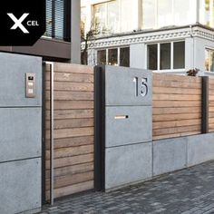 9 Wealthy Hacks: Modern fence stain with a vertical fence for hanging . - Merys Stores 9 Wealthy Hacks: Modern fence stain with vertical fence for hanging . Front Yard Fence, Fence Gate, Fenced In Yard, Driveway Gate, Low Fence, Horse Fence, Farm Fence, Gabion Fence, Rustic Fence