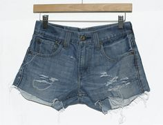 Vintage Levi's Cut Offs - Size 28 for $22.50