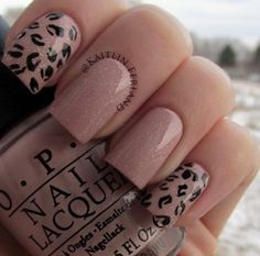 Pin By Alondra Rodriguez On Nails Pinterest Nail Nail Leopard