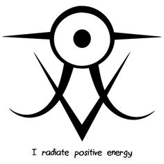 """likehelloneels said: Could you please make a sigil for """"I radiate positive energy""""? Please and thank you :) Answer: """"I radiate positive energy"""" sigil Witchcraft Symbols, Witch Symbols, Cool Symbols, Alchemy Symbols, Magic Symbols, Symbols And Meanings, Viking Symbols, Aztec Symbols, Egyptian Symbols"""