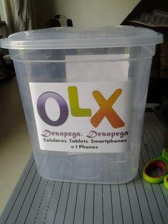 As Tontas Vão Ao Céu: Prisão de Celular - OLX Desapega