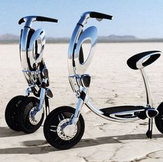 Funky INU electric scooter auto-folds in under 5 seconds Best Electric Scooter, Electric Tricycle, Electric Vehicle, Electric Cars, Kids Scooter, Scooter Girl, Dirt Bike Girl, Girl Motorcycle, Motorcycle Quotes