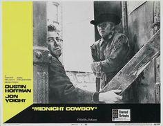 Midnight Cowboy (1969) Dustin Hoffman, Jon Voight