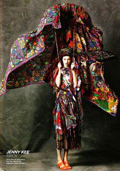 Georges Antoni for Vogue Australia