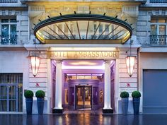 The 20 Best Hotels in Paris - Photos
