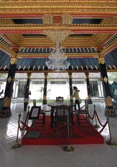Yogyakarta, Warisan Budaya Keraton Yogyakarta: Keraton Ngayogyakarta Hadiningrat
