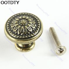 1.00$  Watch here - http://aliyf8.shopchina.info/go.php?t=1841589172 - 1set Retro 25x25mm Door Knob Handle Replacement For Bathroom Cupboard Closet Drawer  #buyonline