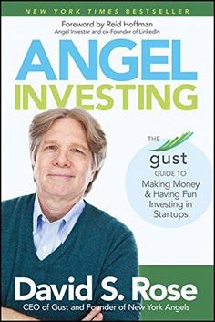 #Investing #Book: Angel Investing: The Gust Guide To Making Money And Having Fun Investing In Startups http://amzn.to/2b79vra
