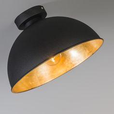 Deckenleuchte Magna Eco schwarz #Innenbeleuchtung #Deckenleuchte #Lampe