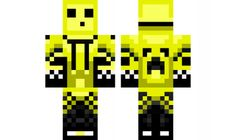Minecraft skin for Boys Yellow Creeper Slime Minecraft Skins Yellow, Skins For Minecraft Pe, How To Play Minecraft, Minecraft Stuff, Minecraft Youtuber Skins, Yellow Slime, Birthday List, Bro, Geek Stuff