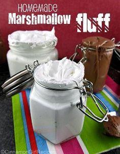 Marshmallow Fluff | AllFreeCopycatRecipes.com