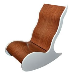 1960s Rocking Chair ca1965 Northern Europe