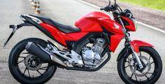 2016 Honda CB 250 Twister