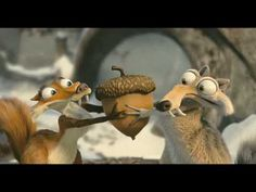 https://www.youtube.com/watch?v=n0ykM1ALggE&list=PL0254B15516783B2E&index=3: ice age 3 scrat meets girl , Kurzfilm, 2:27