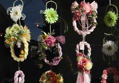 Silvesterrauschen in Tokio - Roadtrippin' Floral Wreath, Wreaths, Japan, Decor, Floral Crown, Decoration, Door Wreaths, Deco Mesh Wreaths