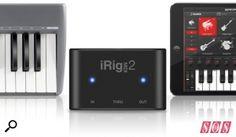 News - IK Multimedia launch iRig MIDI 2