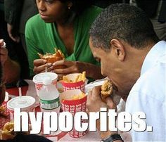 Good enough for the first family , not good for our kids... Sounds good to me have another bacontor barry..