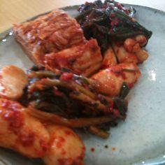 Kimchi-Korean traditional food