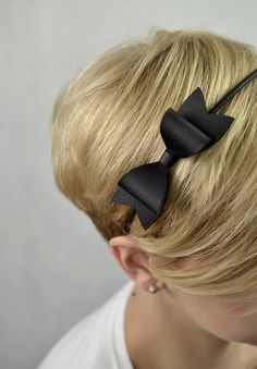 #bow #black #fashion #cute