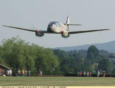 Aero Ae-145 low pass