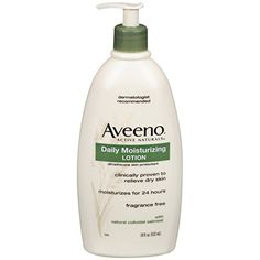 Aveeno Active Naturals Daily Moisturizing Lotion 18 Ounce >>> Learn more by visiting the image link. (Note:Amazon affiliate link)