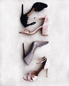 Velvet shoes is the new thing and we love it  #Boutique1861