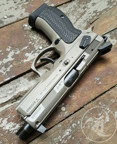 CZ-75 Great pistols Loading that magazine is a pain! Excellent loader available for your handgun Get your Magazine speedloader today! http://www.amazon.com/shops/raeind
