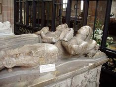 Tomb of John Bradbourne who died in 1483 Burton On Trent, Edward Iii, Mary Queen Of Scots, Church Banners, The Far Side, My Ancestors, Infancy, Effigy, Derbyshire
