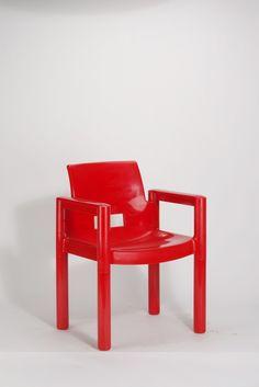 Eero Aarnio; 'Upo' Armchair, 1972.