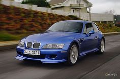 2000 BMW Z3 M Coupe | Estoril Blue | Black | Istanbul, Turkey